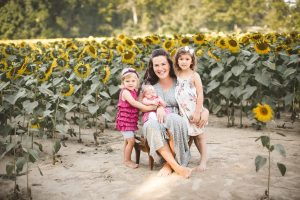 sunflower field, photo session, photography, photographer, Dayton, Ohio,