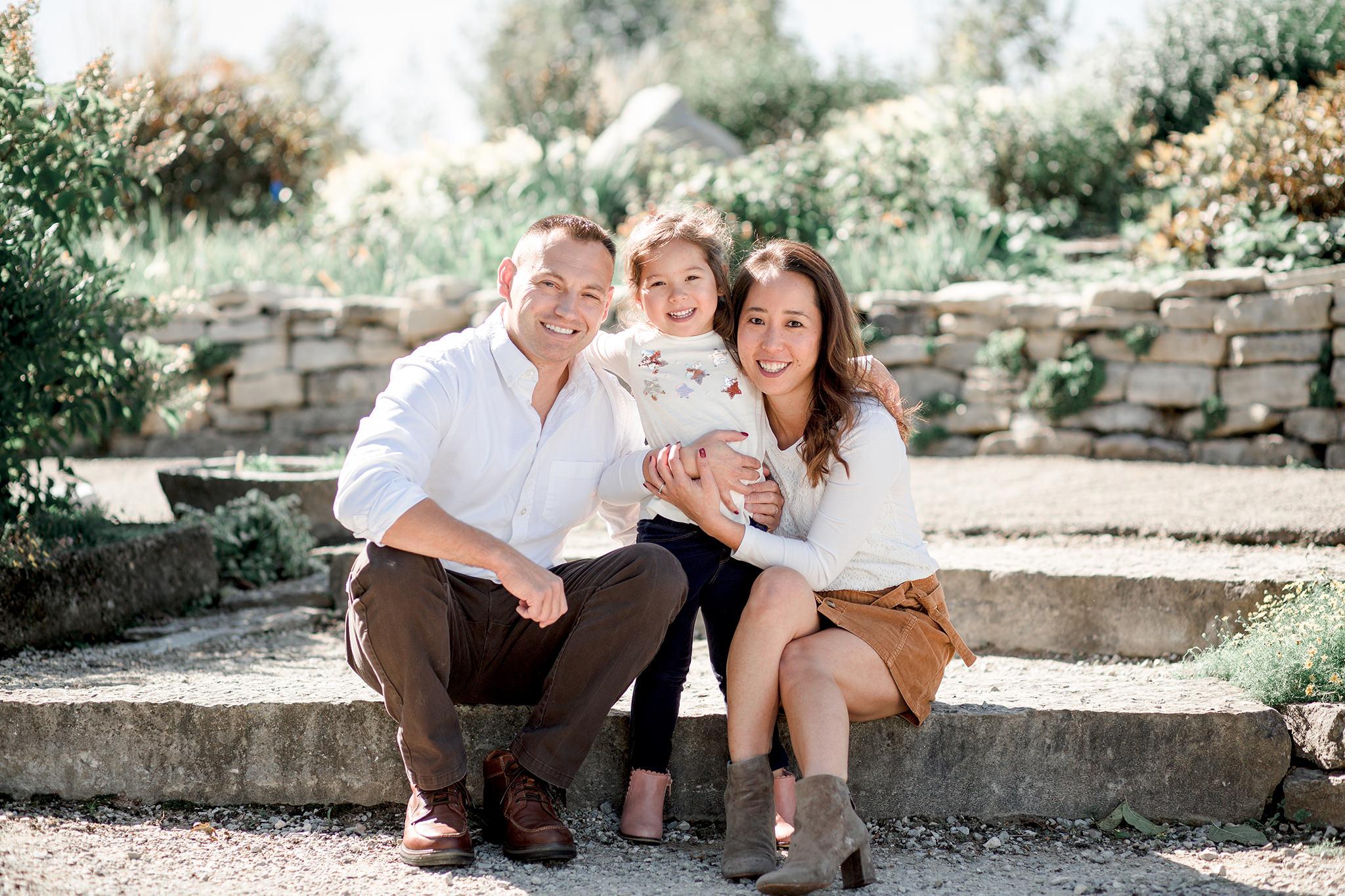 Cox Arboretum, photographer, photography, family session, dayton, ohio,