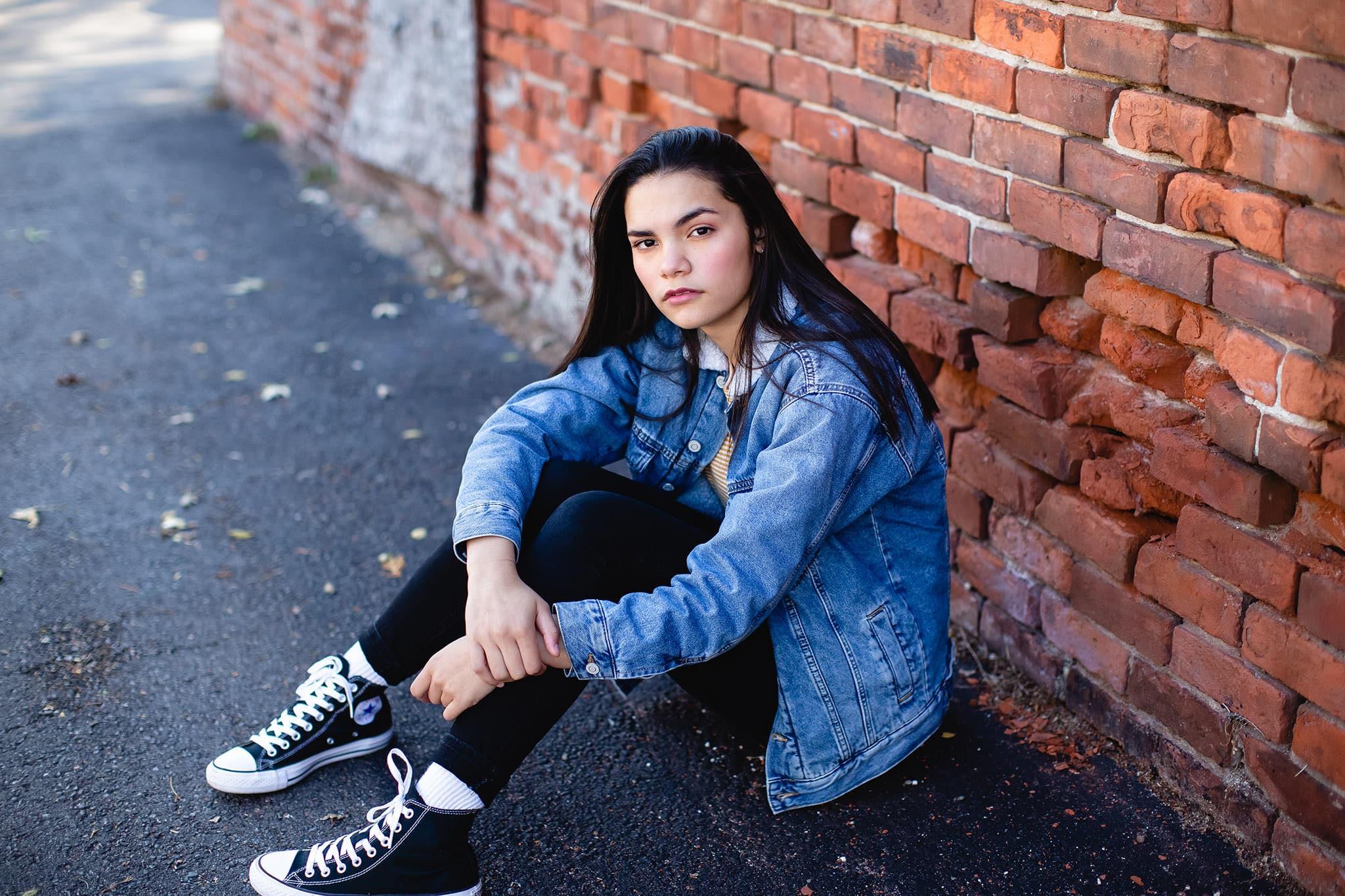 Syerra Fiery, Bethel High School, Senior pictures, Senior photography, Dayton, Ohio, Photographer, Dayton Inspires, Oregon District, Second Street Market
