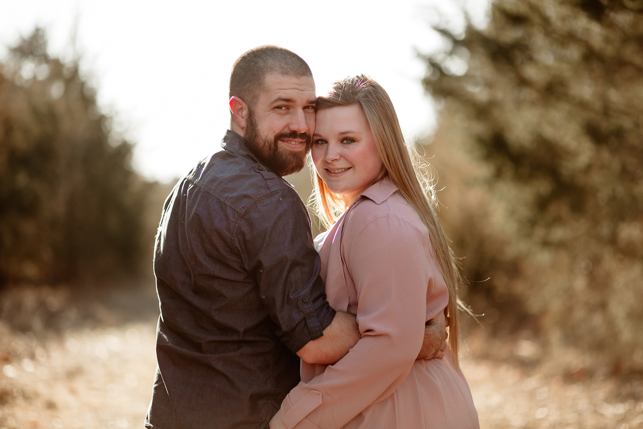 Dayton Ohio Engagement Session Photographer Photography