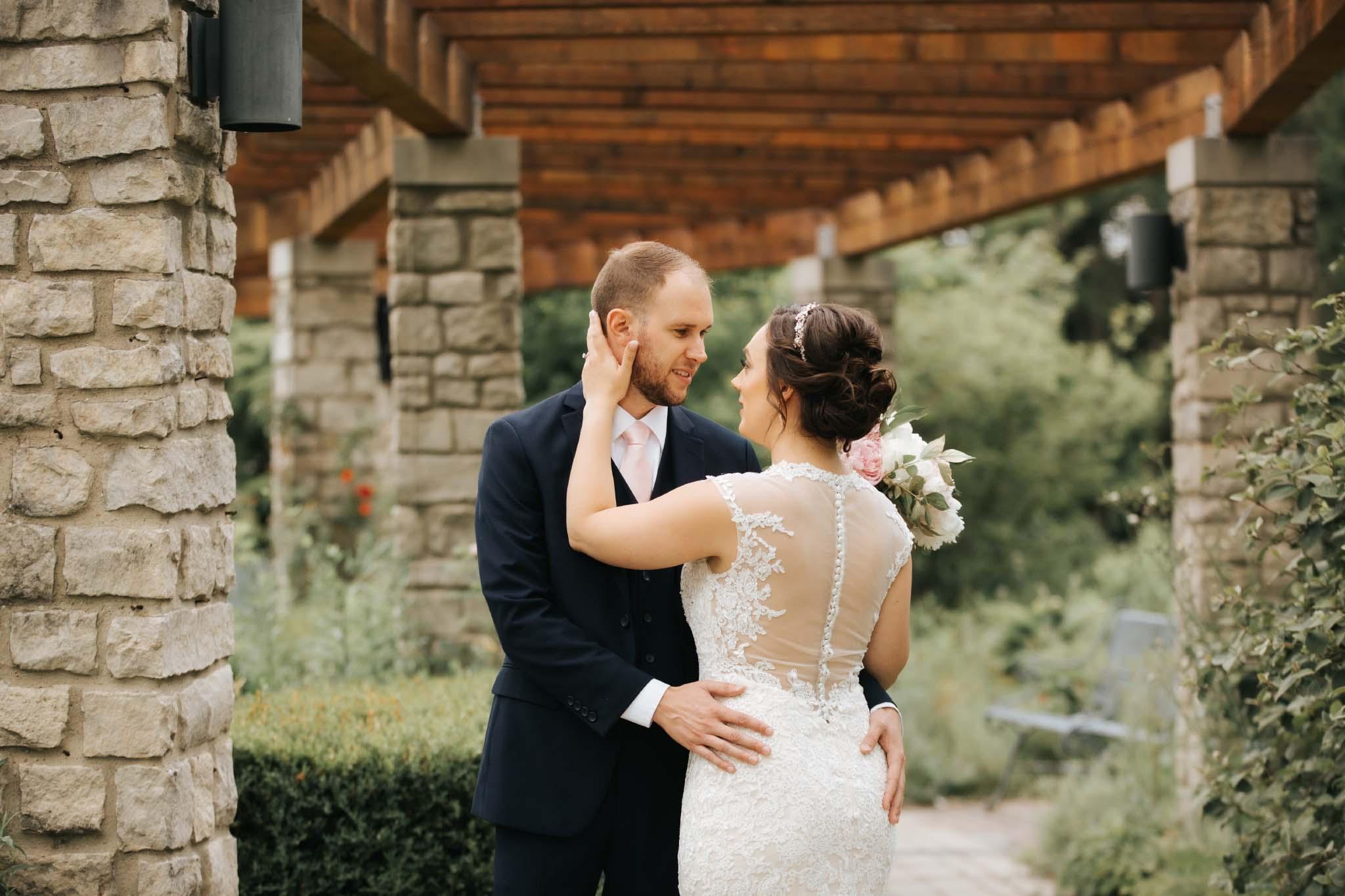 Wegerzyn Gardens, Photo session, Wedding, Outdoor, Bride and Groom, Dayton, Ohio, Photography, Photographer,