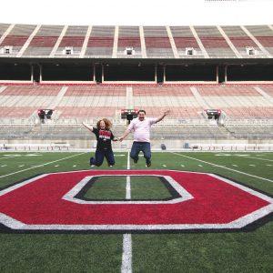 Engagement Session Photographer Dayton Ohio